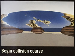begin-collision-course