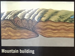 mountain-building
