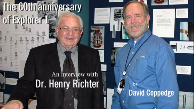 An interview with Dr. Henry Richter.