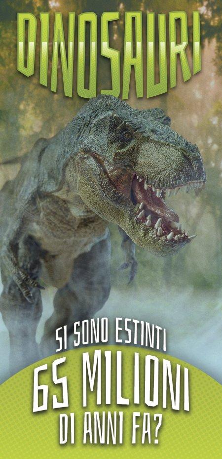 Dinosauri: Si sono estinti 65 milioni di anni fa?