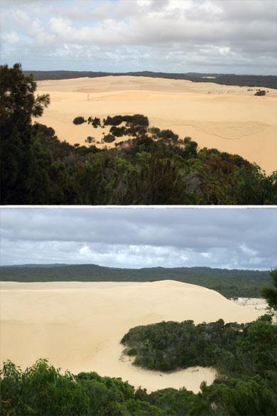 Fraser-Island-Parabolic-Sand-Dune