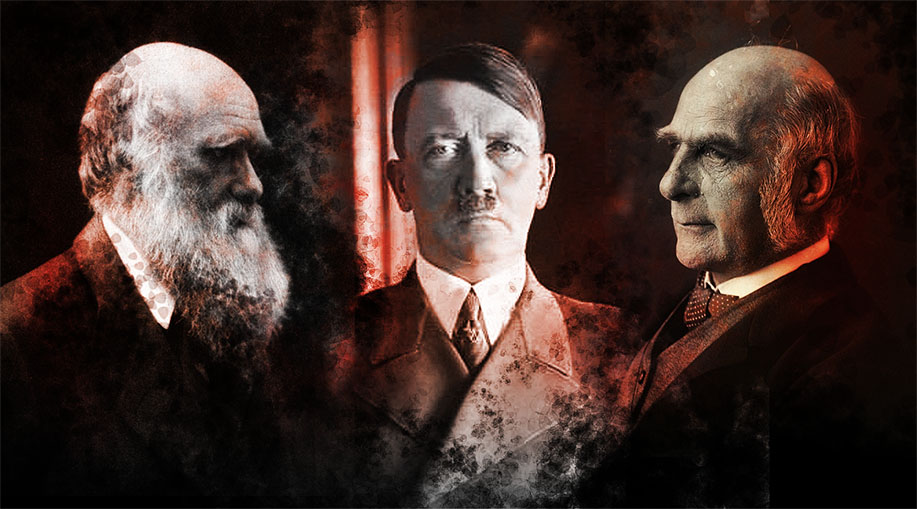 Darwin-Hitler-Galton
