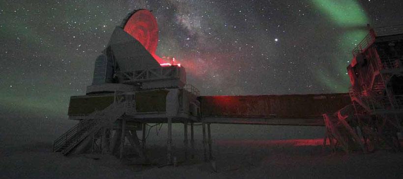 BICEP2-telescope
