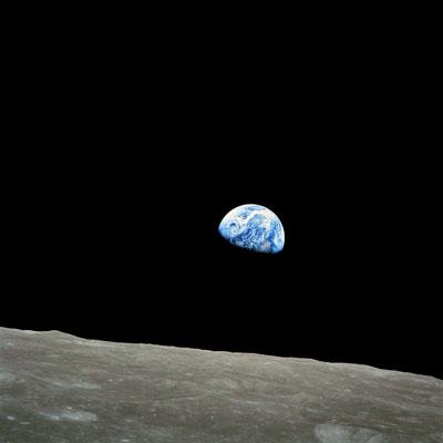 Earth-rising