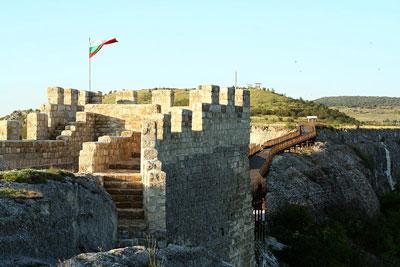 Provadia-fortress