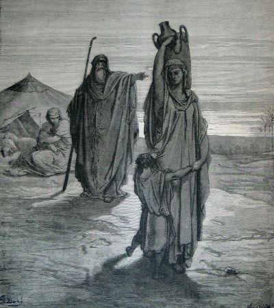 Mixing among Israelites and non-Israelites - creation com