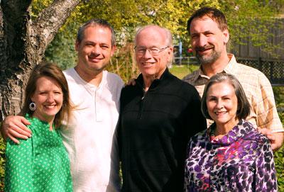 Stephen-Schrader-Family