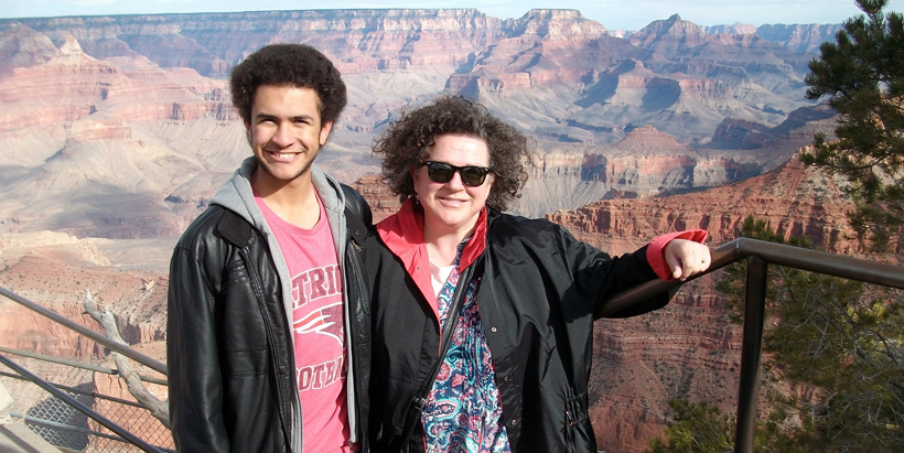 Natelie-son-Grand-Canyon