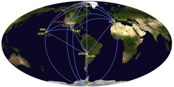 Map-EHT