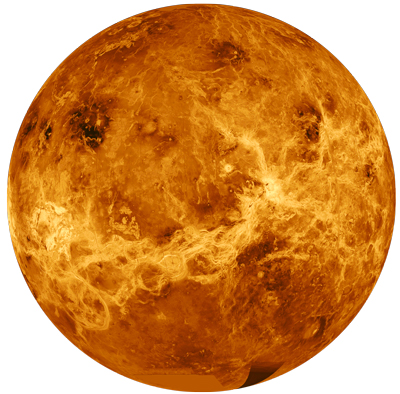 Venus-globe