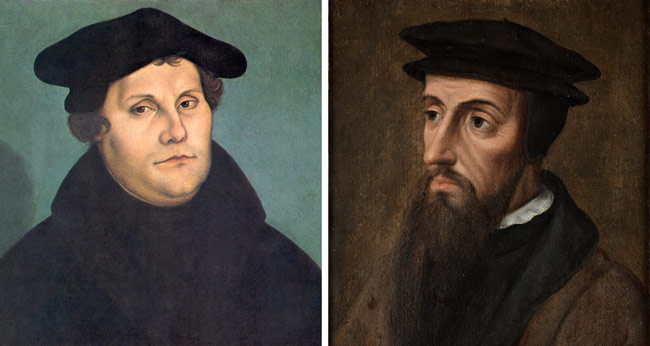 Luther-Calvin