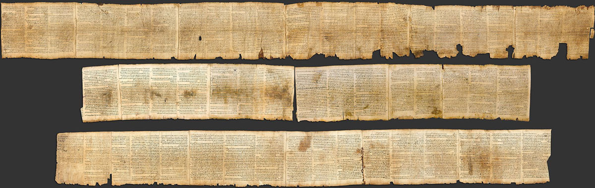 Great-Isaiah-Scroll