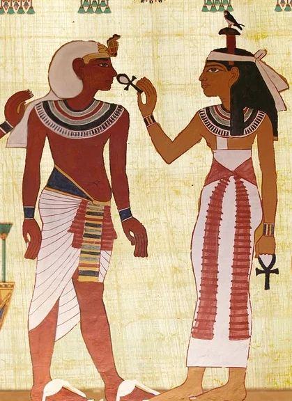 egyptian-couple