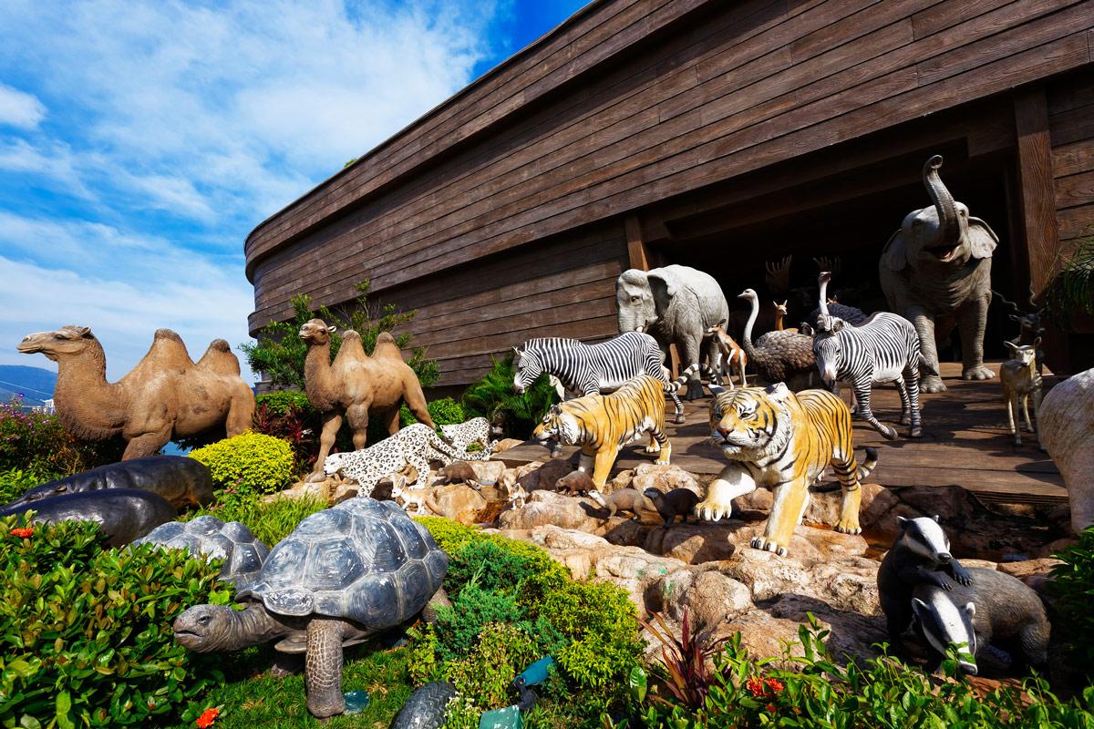 Noahs-animals