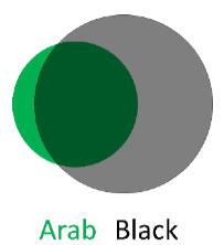 Arab-black