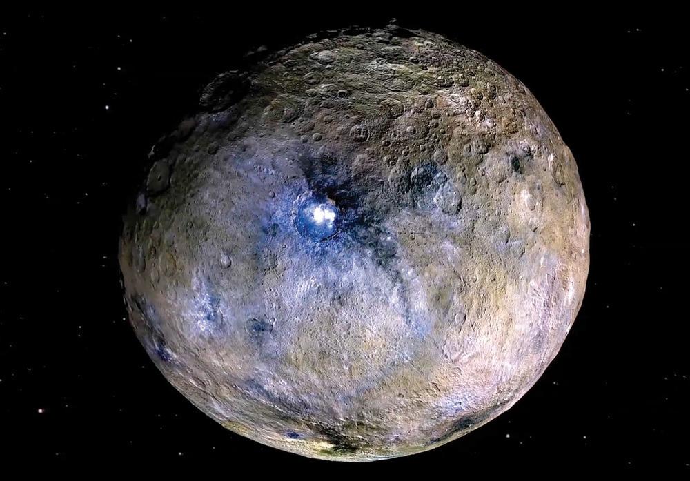 Ceres-Surprises
