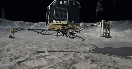 comet-lander-Philae