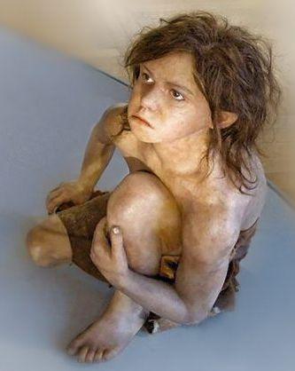 neandertal-child