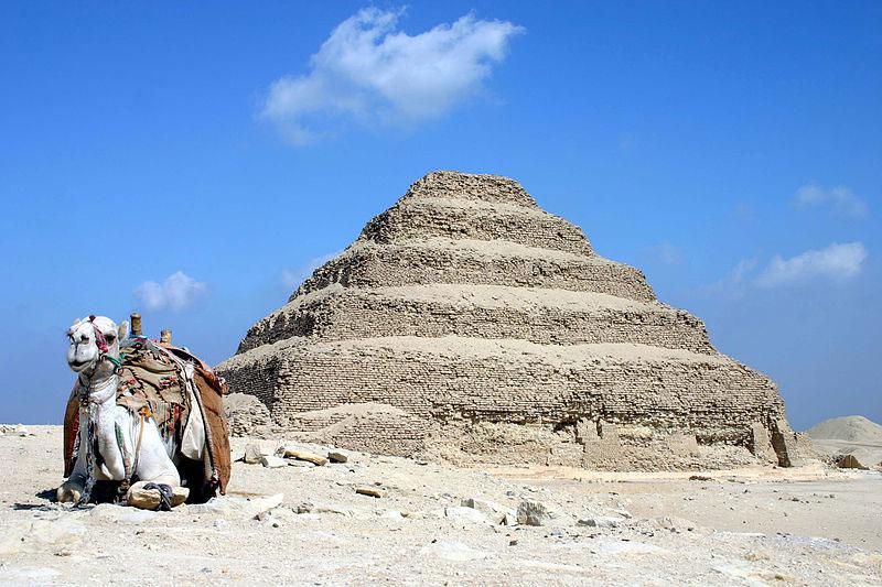 Saqqara-pyramid-of-Djoser