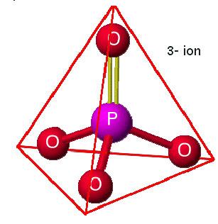 Phosphate-ion