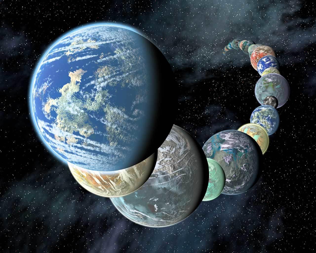 many-exoplanets