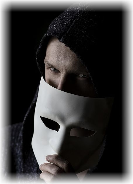 man-mask