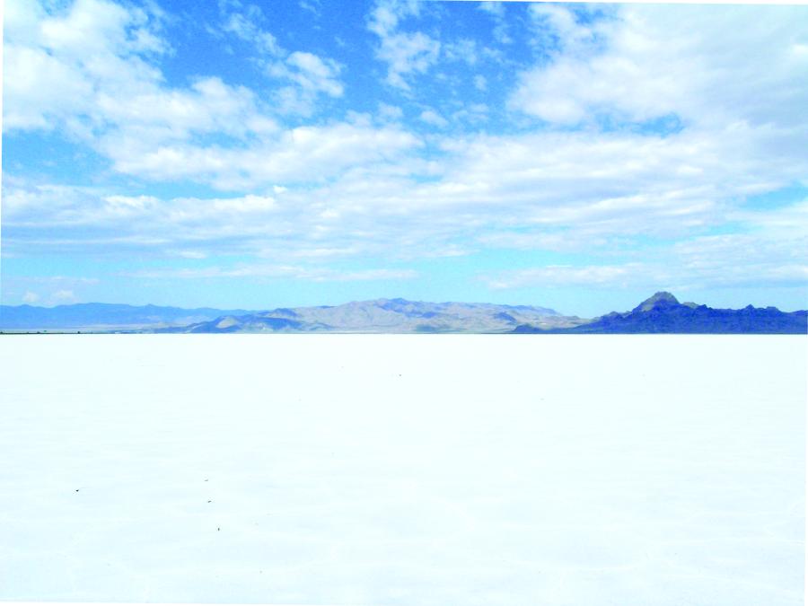 Bonneville-Salt-Flat