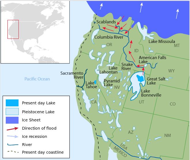 Ice-Age-lakes