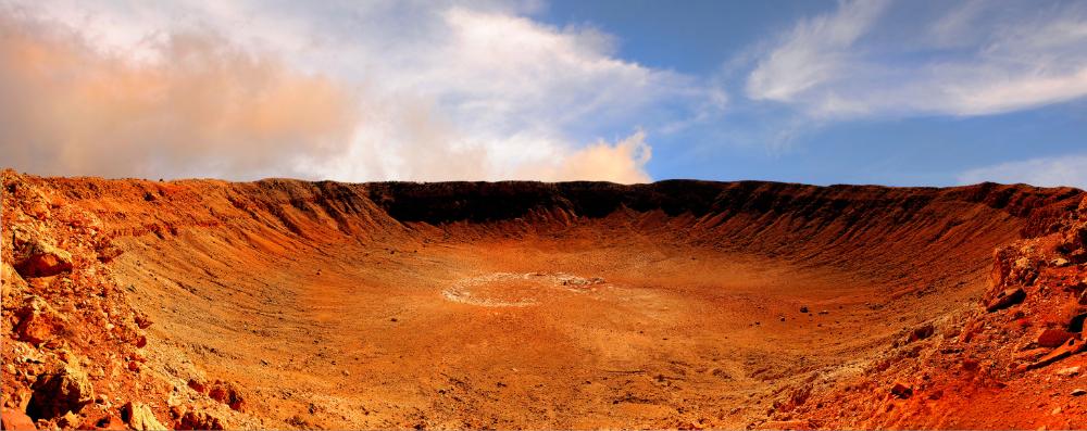Barringer-Crater-Arizona