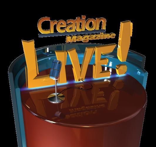 Creation Magazine Live