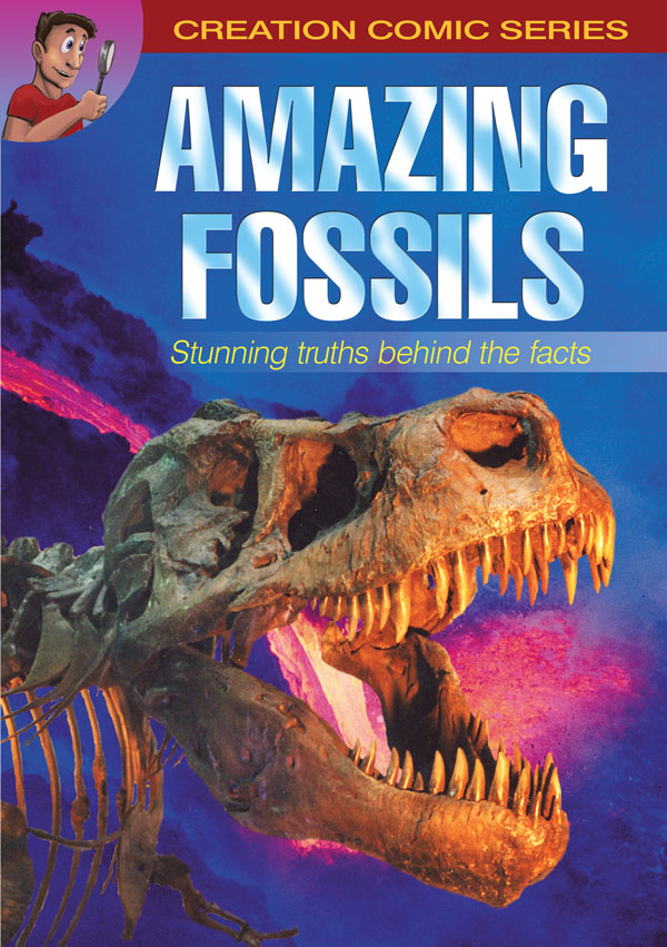 Amazing Fossils comic