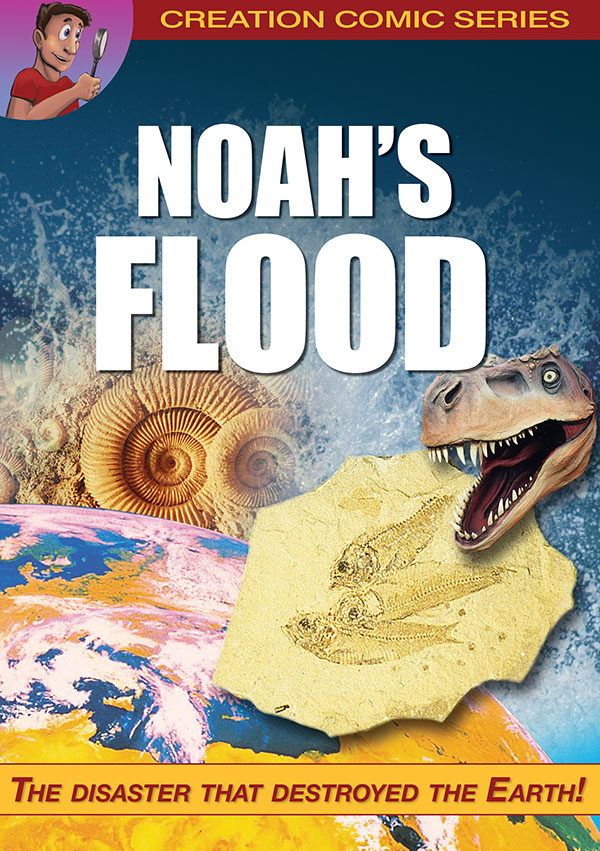 Noah's Flood comic