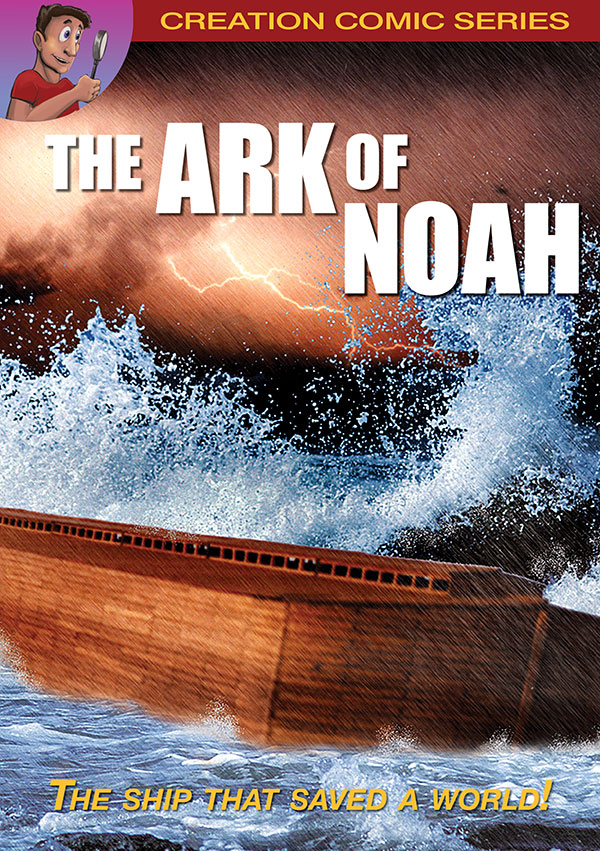 The Ark of Noah comic