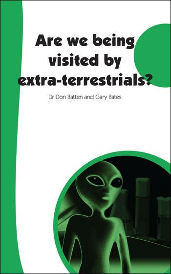 Are we being visited by extra-terrestrials?