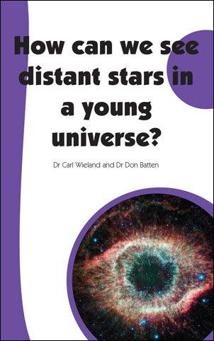 How can we see distant stars