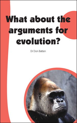 Arguments for evolution?
