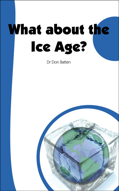 What about the Ice Age?