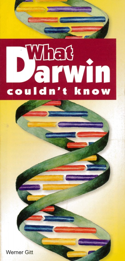What Darwin Couldn't Know