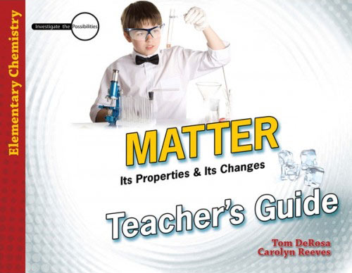 Matter: Teacher Guide