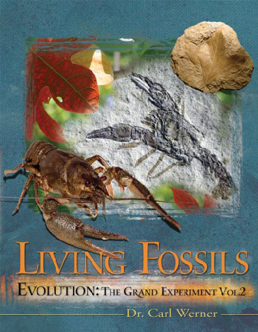 Living Fossils book