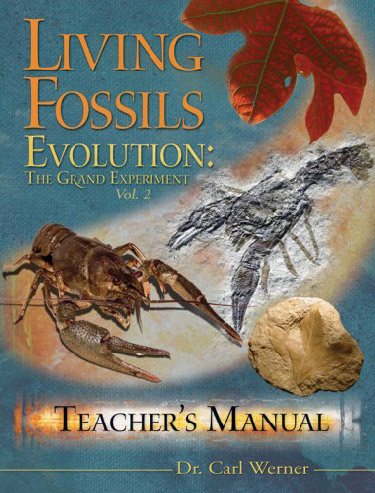 Living Fossils - Teacher Manual