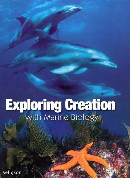 Exploring Creation with Marine Biology textbook