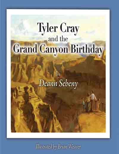 Tyler Cray & Grand Canyon Birthday