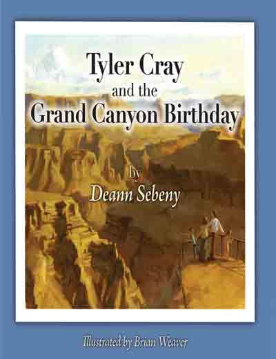 Tyler Cray & Grand Canyon Birthday