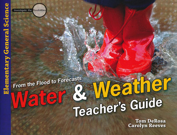 Water & Weather: Teacher Guide