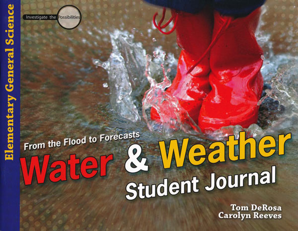 Water & Weather: Student Journal