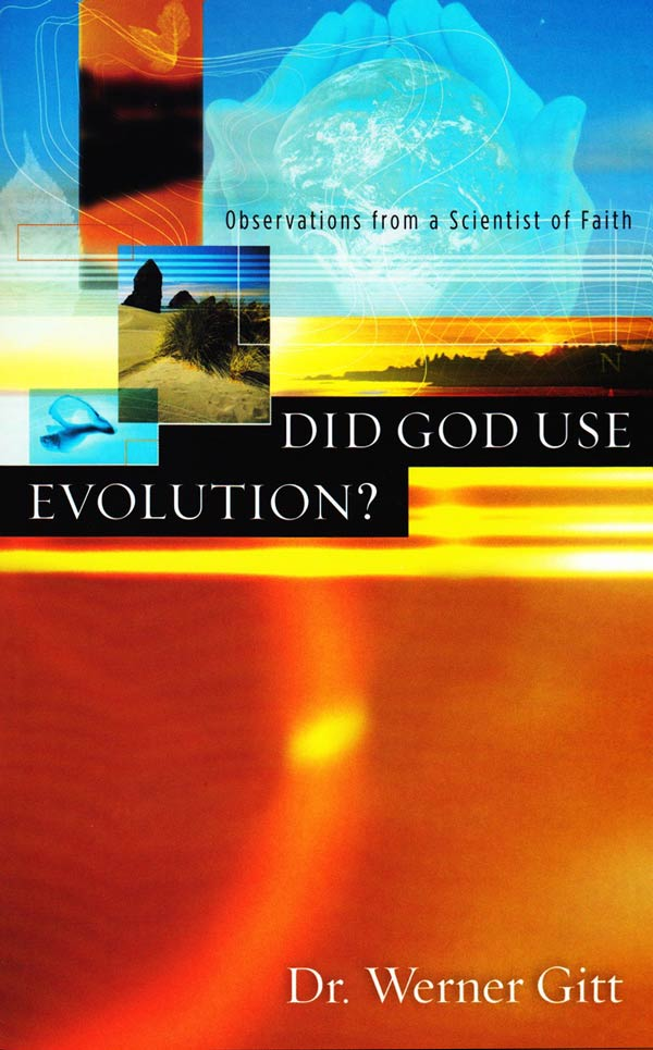 Did God Use Evolution? MB Edition