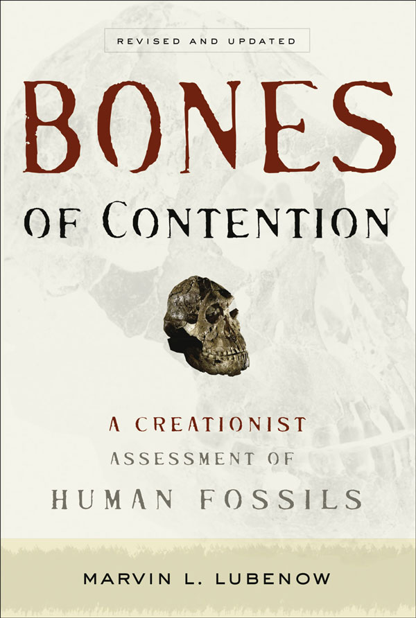 Bones of Contention, revised and updated