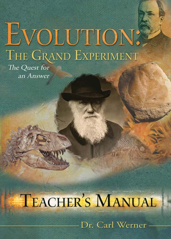 Evolution: The Grand Experiment, Teacher