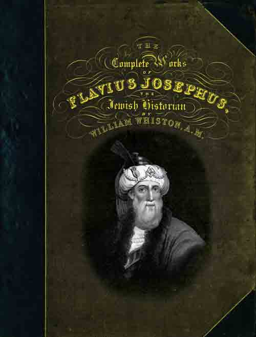Complete Works of Flavius Josephus